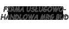 Firma Usługowo-Handlowa MRG BUD